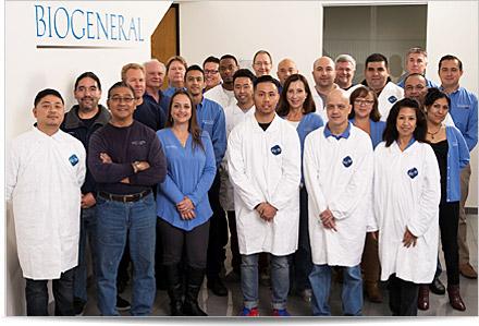 Biogeneral Staff